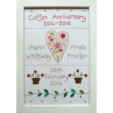 2nd Wedding Anniversary Sampler