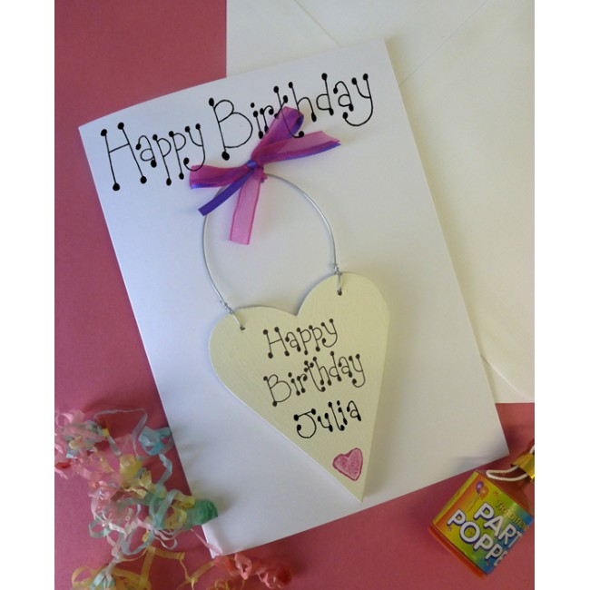 personalised birthday card - Personalised Birthday Cards