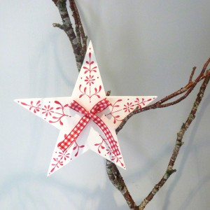 Nordic Star Tree Topper