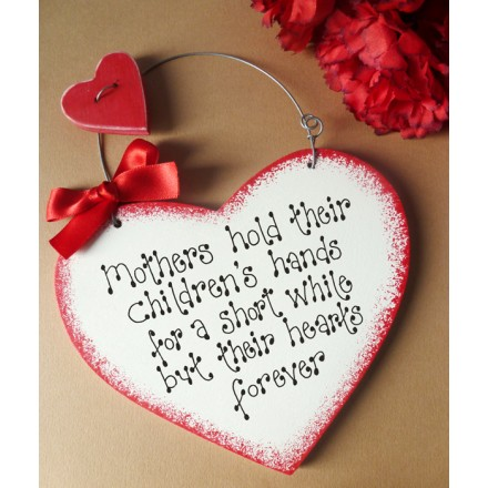 Mothers Day Personalised Sign