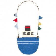 Jolly Boat Seaside Decoration