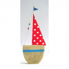 Spotty Sailboat