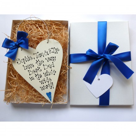 Personalised Fathers Day Gift Box
