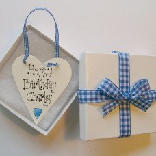 Personalised Birthday Love Token