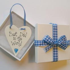 Father's Day Personalised Love Token